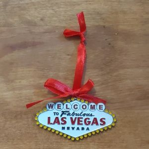 Other - Las Vegas Christmas ornament